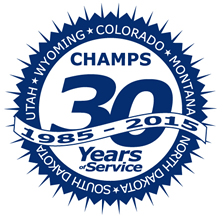 CHAMPS 30th Anniversary